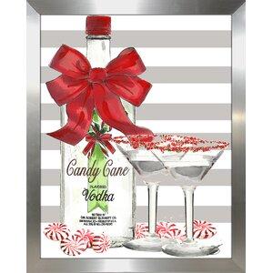 'Holiday Cheers' Graphic Art Print