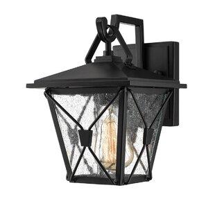 Comparison Mae Outdoor Wall Lantern By Gracie Oaks