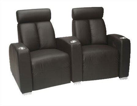 Ambassador Home Theater Seating (Row Of 2) By Bass