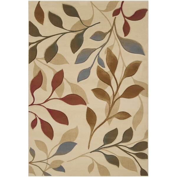 Marelle Ivory Area Rug by Winston Porter