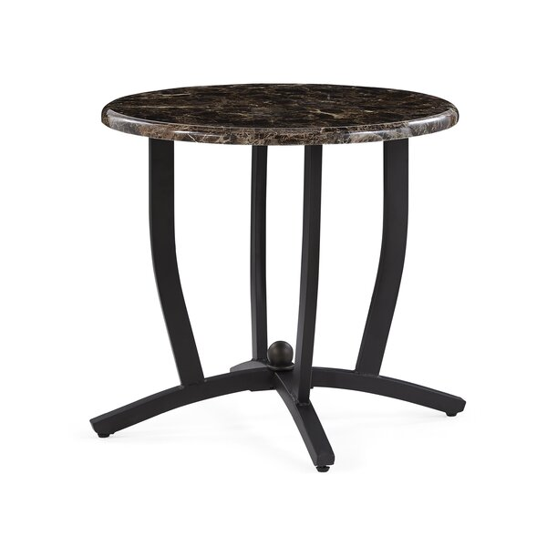 Murrell Leg 2 Piece End Table Set by Winston Porter
