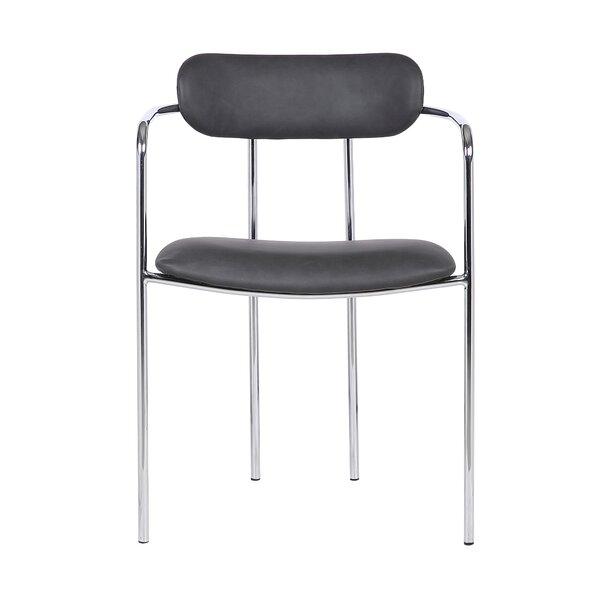 Ondina Upholstered Dining Chair (Set of 2) by Orren Ellis