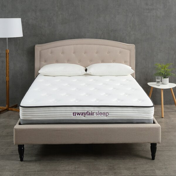 Wayfair Sleep 9 Medium Hybrid Mattress by Wayfair