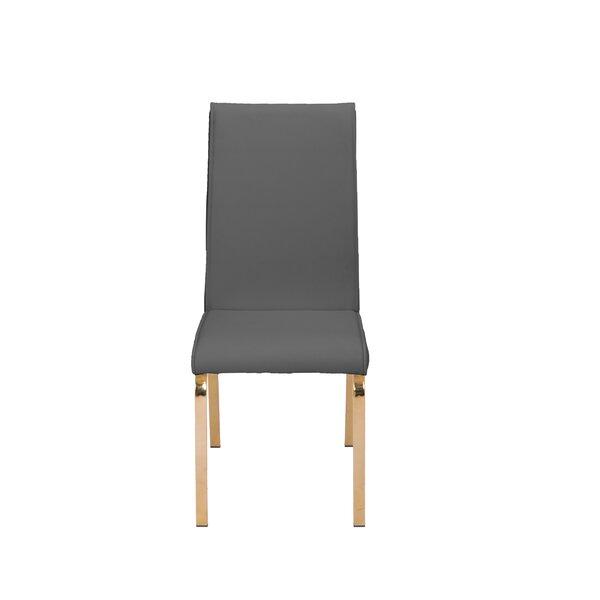 Villegas Upholstered Dining Chair (Set of 2) by Mercer41