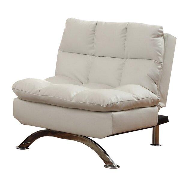 Rodrick Convertible Chair by Ebern Designs Ebern Designs