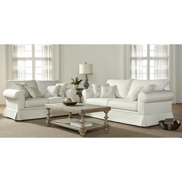 Dedrick Configurable Living Room Set by Three Posts