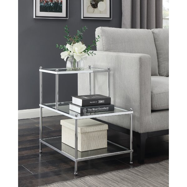 Stamford End Table by Wrought Studio