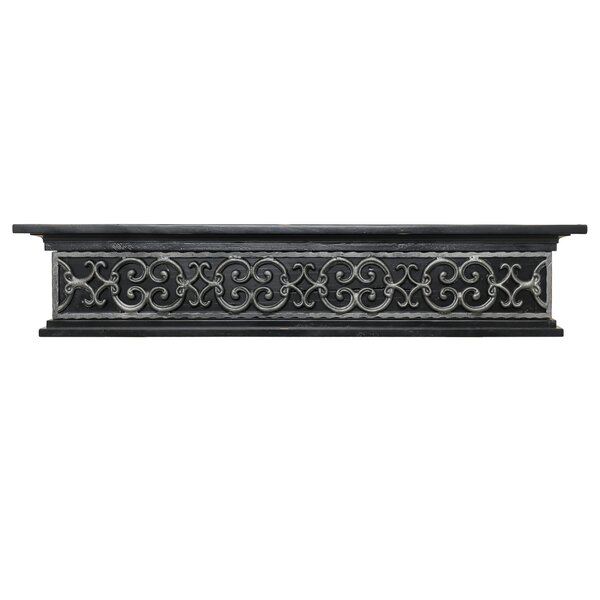 Tuscany Fireplace Shelf Mantel by Ornamental Designs