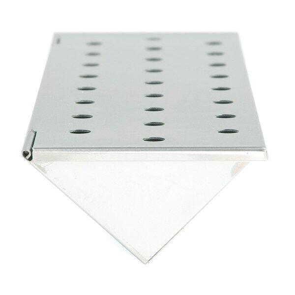Platinum Gas Grill V-Shape Long Smoker Box by Charcoal Companion