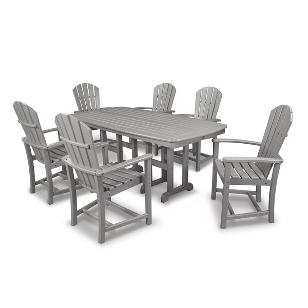 Palm Coast 7 Piece Dining Set by POLYWOOD®