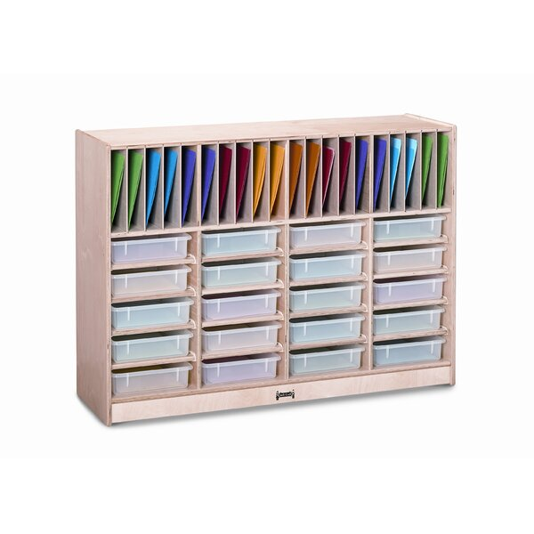 Homework Station 40 Compartment Cubby by Jonti-Craft