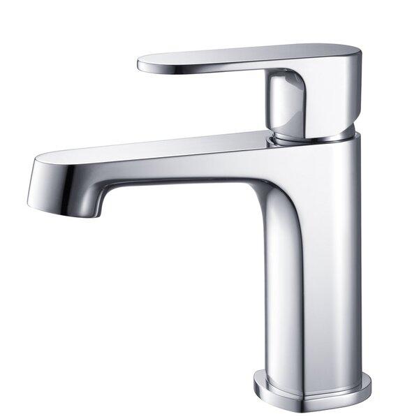Gravina Deck Mount Vanity Faucet By Fresca
