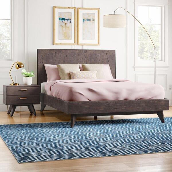 Dalessio Platform 2 Piece Bedroom Set by Brayden Studio