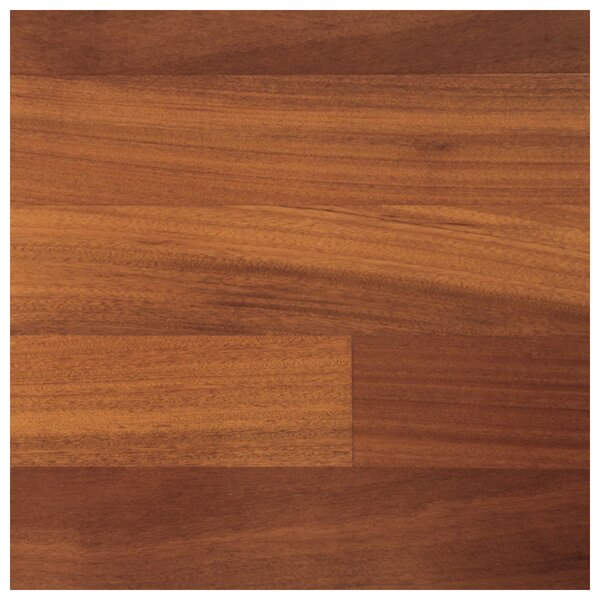 3 Engineered African Tigerwood Hardwood Flooring in Natural by Easoon USA