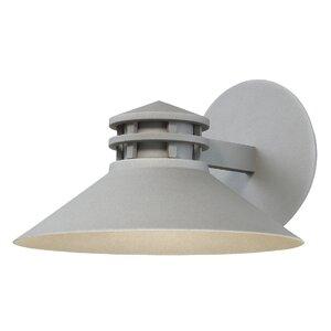 Sodor 1 Light LED Outdoor Sconce