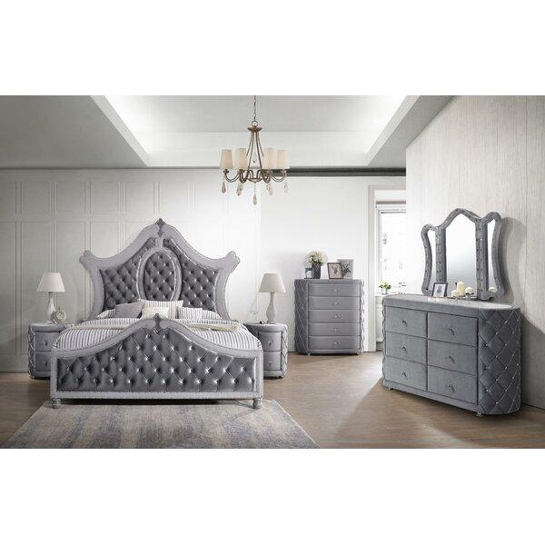 Schermerhorn Standard 6 Piece Bedroom Set by Astoria Grand
