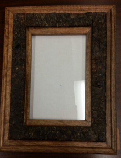 Mclea Picture Frame by World Menagerie