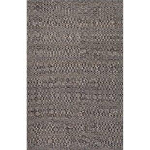 Buying Gideon Hand-Woven Gray/Black Area Rug ByUnion Rustic
