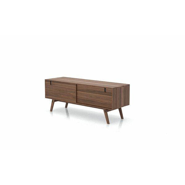 Badini Solid Wood TV Stand For TVs Up To 78
