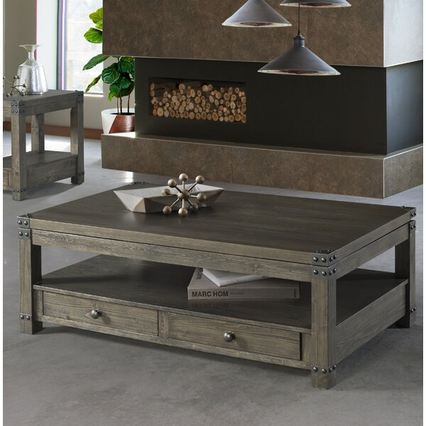Josephine Lift Top Coffee Table by 17 Stories