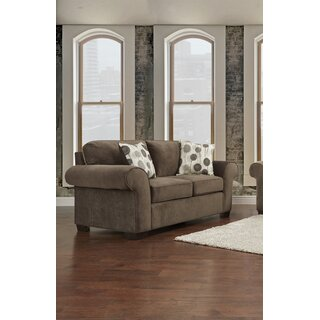 Wellsville Loveseat by Red Barrel Studio SKU:BC115952 Details