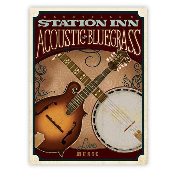 Nashville Station Inn Vintage Advertisement by East Urban Home