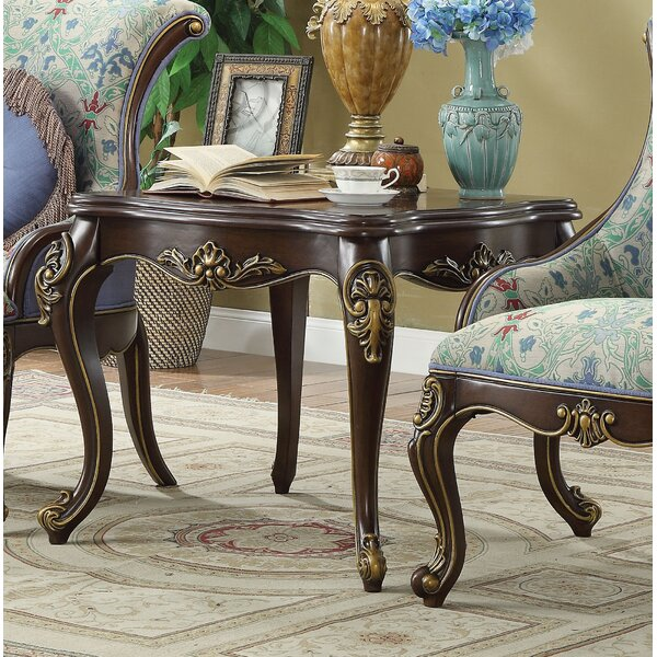 Donavan End Table by Astoria Grand