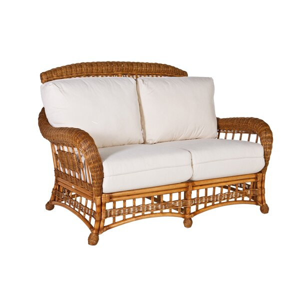 Rosa Loveseat by Acacia Home and Garden