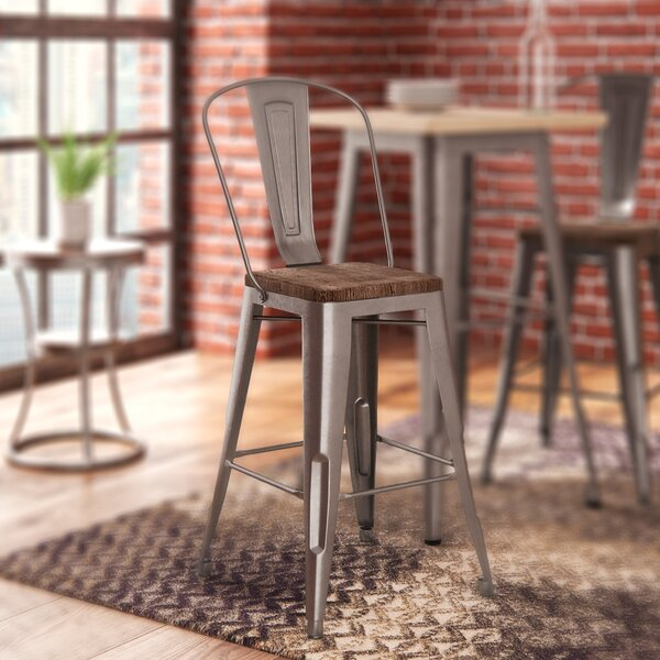 Fortuna 23.5 Bar Stool (Set of 2) by Trent Austin