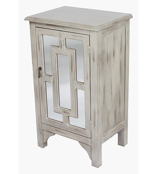 Winebarger 1 Door Accent Cabinet by Charlton Home