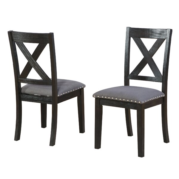 Veda Solid Wood Dining Chair (Set of 2) by Darby Home Co