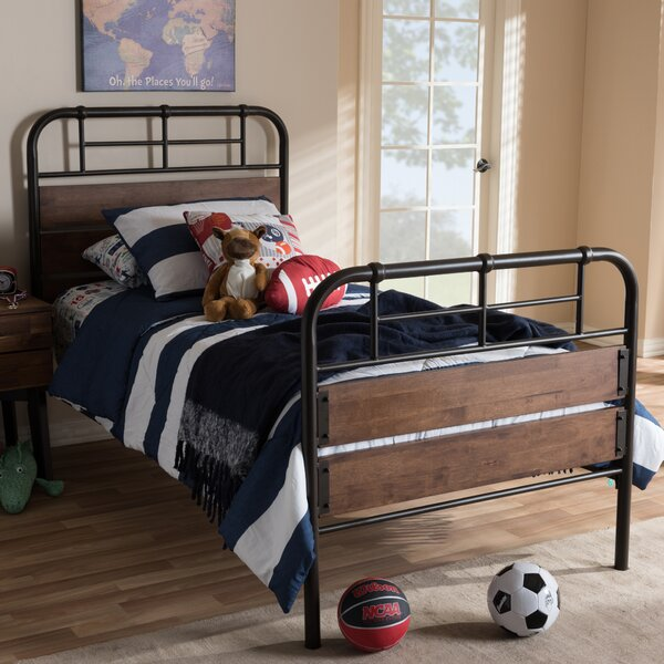 Linkous Platform Bed By Williston Forge