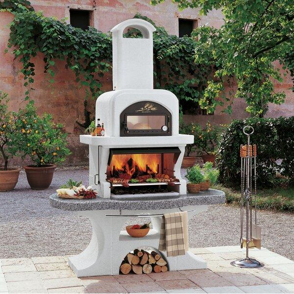 74 Capri 2 BBQ Charcoal Grill by LaToscana