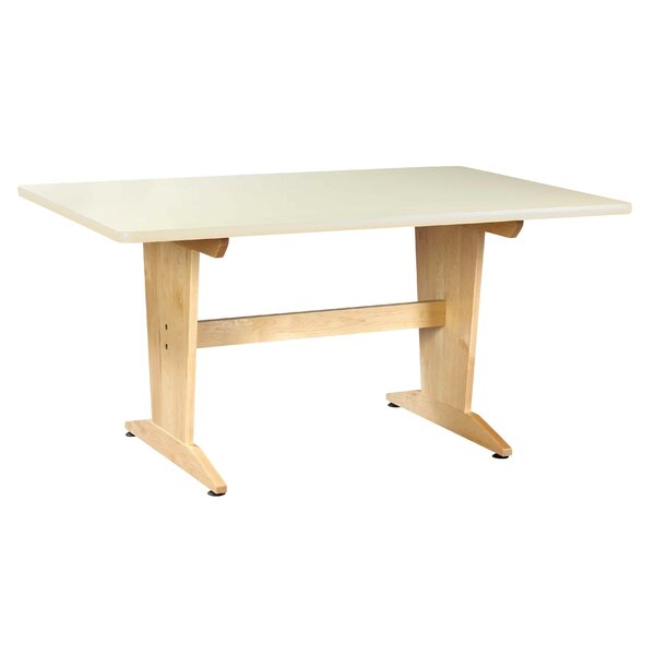 Art Planning Table by Diversified Woodcrafts