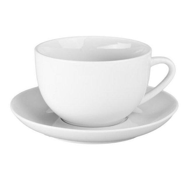 Jumbo Cup And Saucer