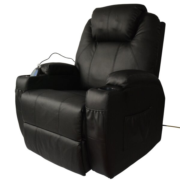 Reclining Full Body Massage Chair [Red Barrel Studio]