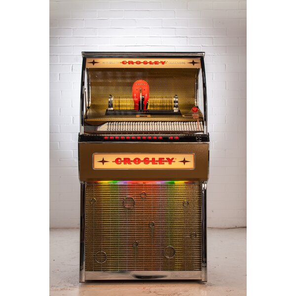 Rocket Full Size Jukebox by Crosley Electronics