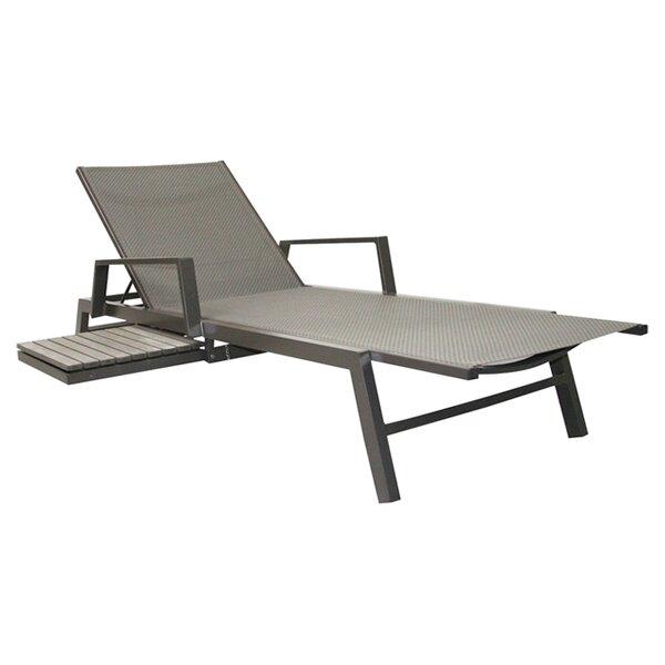 Riviera Reclining Chaise Lounge