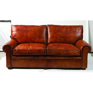 Bon Seville Leather 3 Seater Sofa