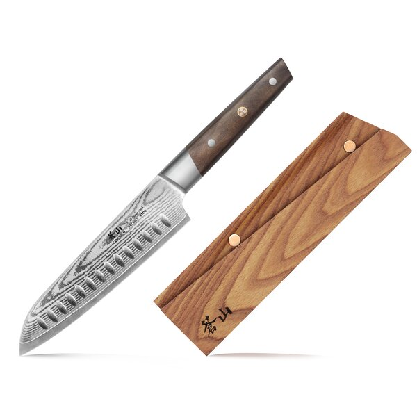 R Series 7 Santoku Knife by New Star Food Service