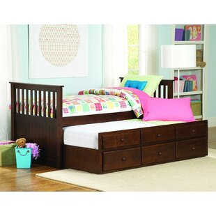 Twin Trundle Bed Frame Only | Wayfair