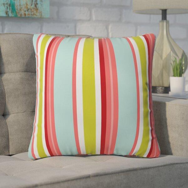 Clubb Amagansett Indoor/outdoor Throw Pillow by Brayden Studio