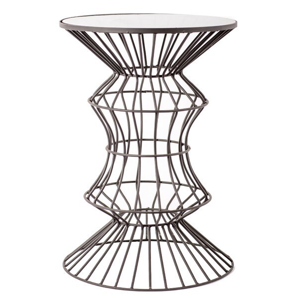Huennefeld End Table By Wrought Studio