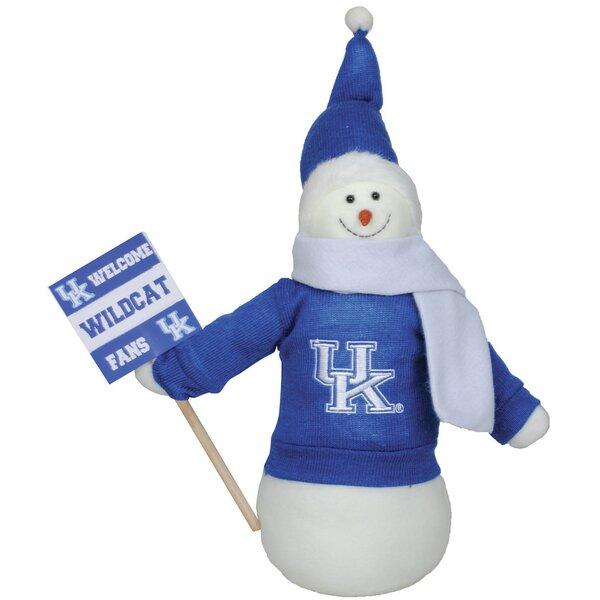 Kentucky Snowman Fan by Santa's Workshop