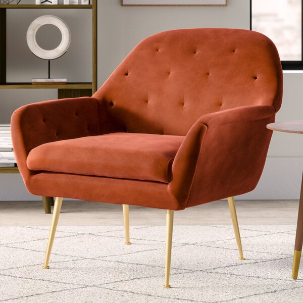 Claire Armchair by Modern Rustic Interiors