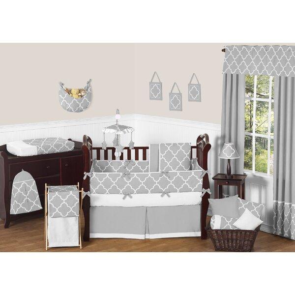 Trellis 9 Piece Crib Bedding Set by Sweet Jojo Designs