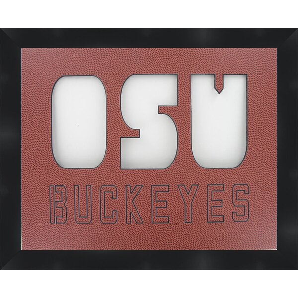 NCAA Ohio State University Buckeyes Football Collage Picture Frame by Frames By Mail