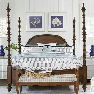 Dogwood Four Poster Bed by Universal Furniture