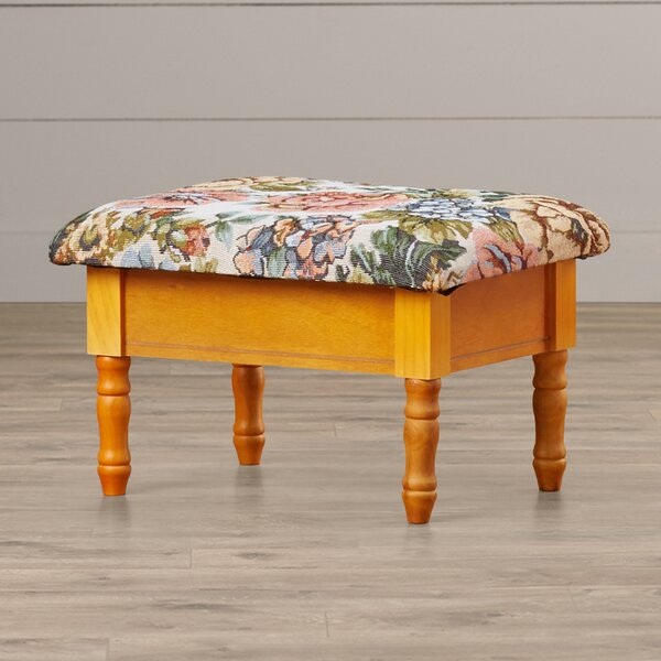 Annetta Ottoman by August Grove
