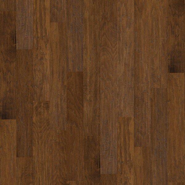 Blackburn 5 Engineered Hickory Hardwood Flooring in Waverly by Shaw Floors